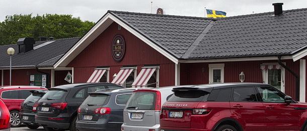 Golf i Skåne - Bedinge Golfklubb - Klubbhuset