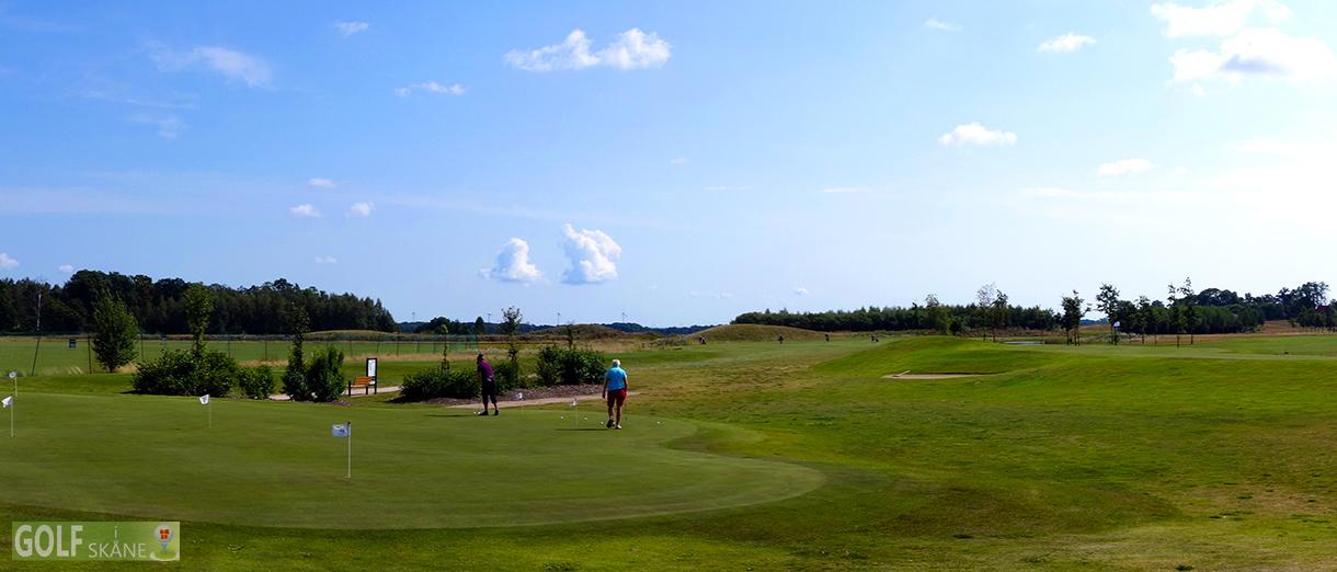 Golf i Skåne - Araslöv Golf & Resort - golfklubb - Södra banan Läs mer på golfiskane.se