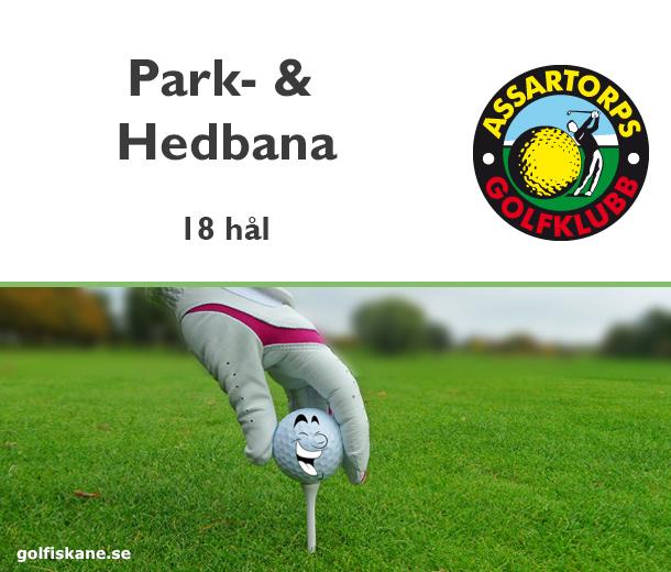 Golf i Skåne -Assartorps GK Adr. golfiskane.se