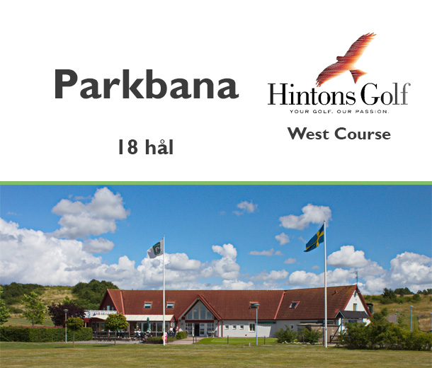 Golf i Skåne - Hintons Golf - West Course Läs mer på golfiskane.se