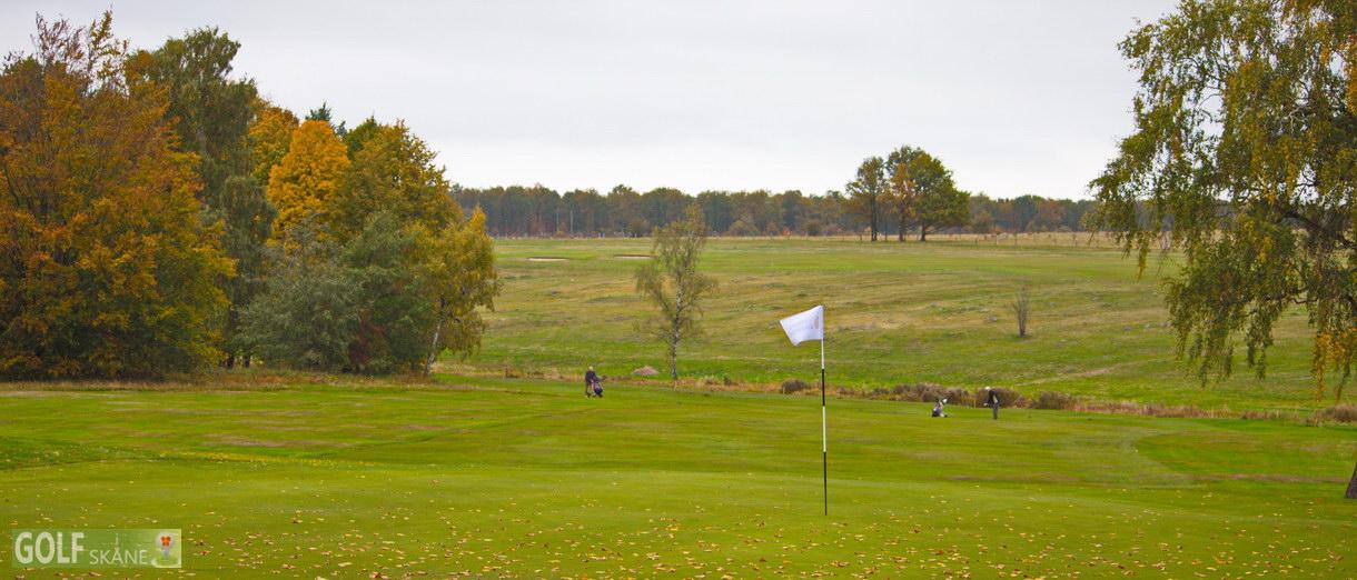 Golf i Skåne banbild- Lunds Akademiska Golfklubb Adr. golfiskane.se