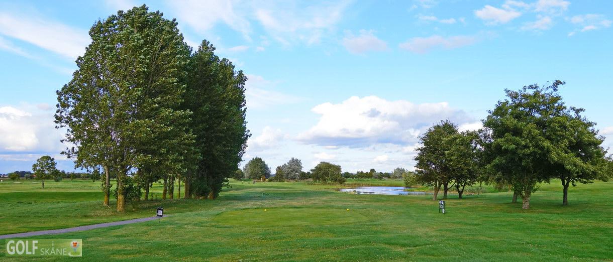 Golf i Skåne banbild- Örestads Golfklubb Adr. golfiskane.se