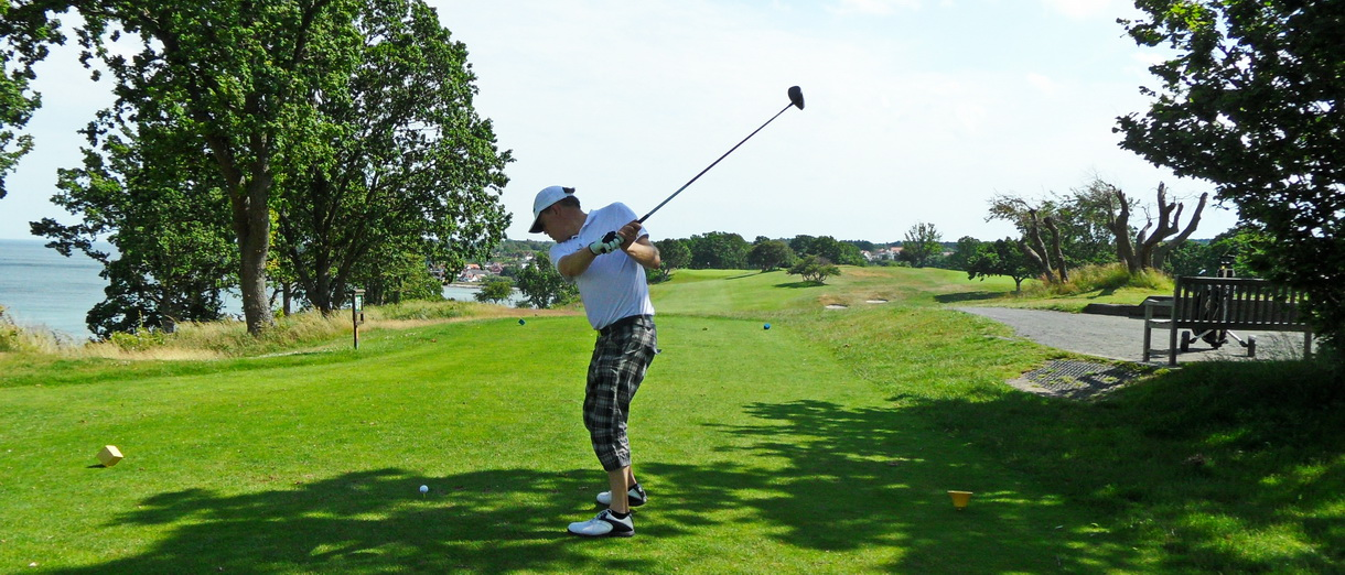 Golf i Skåne - Österlens Golfklubb - Vind och vatten