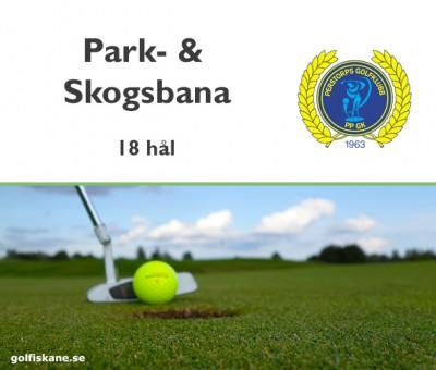 Golf i Skåne - Perstorp GK Adr. golfiskane.se