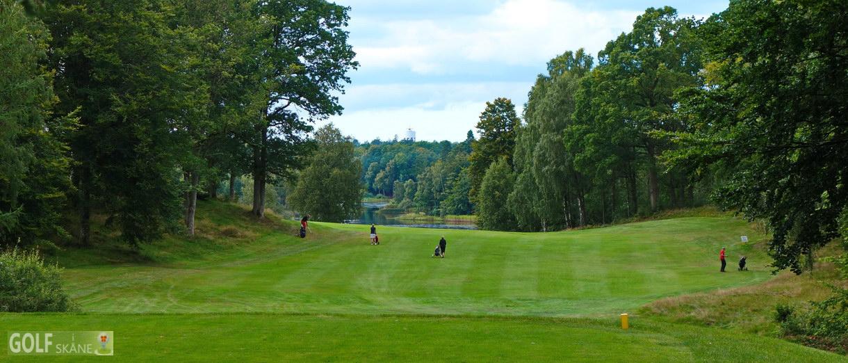 Golf i Skåne banbild- Perstorp Golfklubb Adr. golfiskane.se