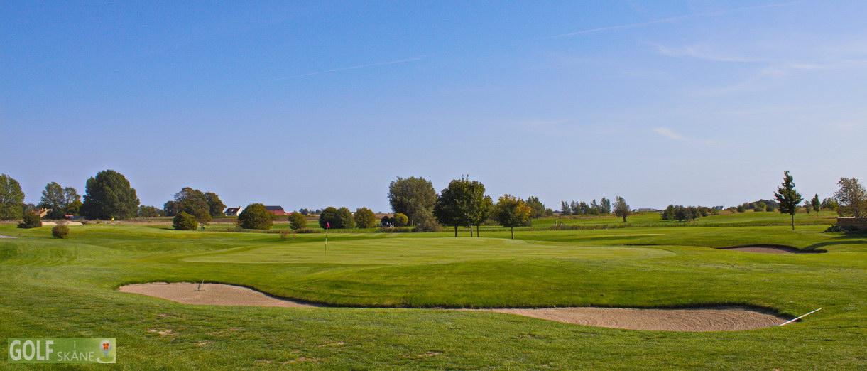 Golf i Skåne banbild- Söderslätts Golfklubb Adr. golfiskane.se