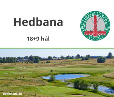 Golf i Skåne - Tegelberga GK - golfklubb Läs mer på golfiskane.se