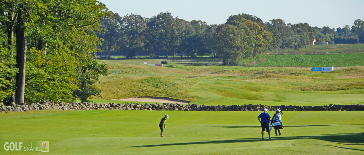 Golf i Skåne banbild- Vasatorps Golfklubb TC Adr. golfiskane.se