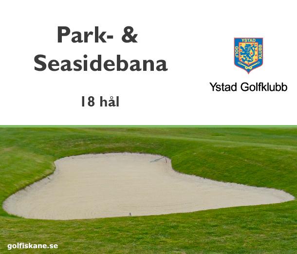 Golf i Skåne - Ystad GK en pärla på sydkusten Adr. golfiskane.se