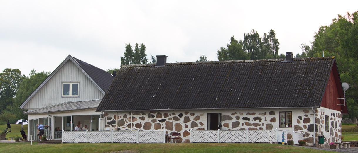 Golf i Skåne - Skyrups Golfklubb - Klubbhus och Bistro