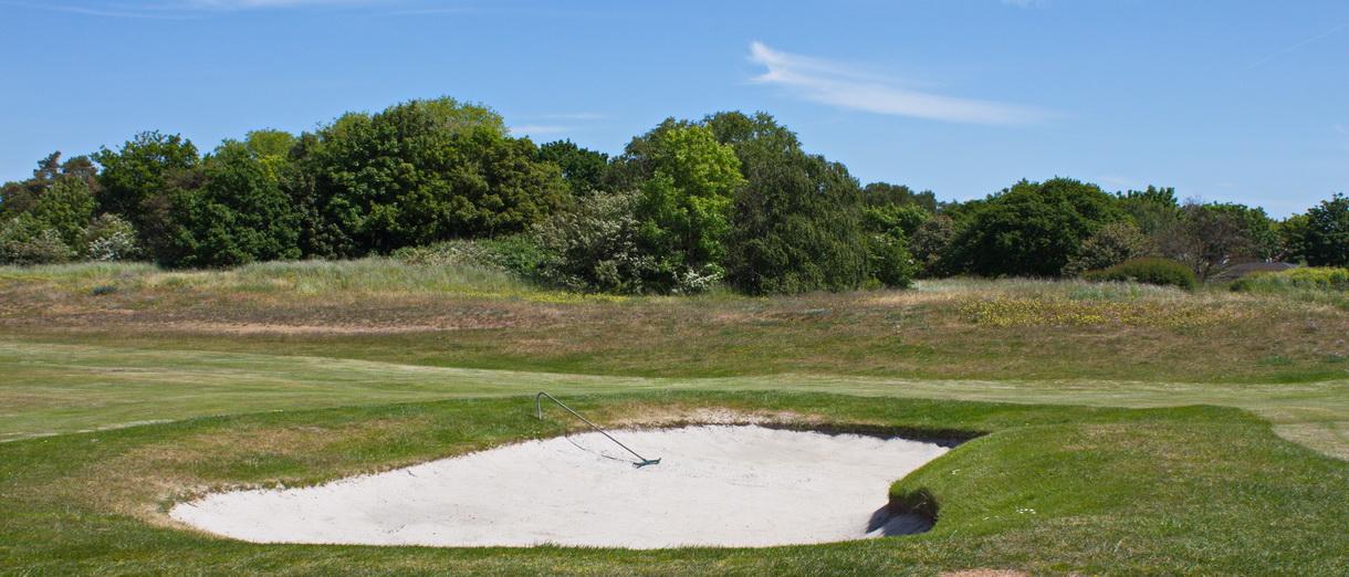 Golf i Skåne - Flommens Golfklubb bild från banan 4