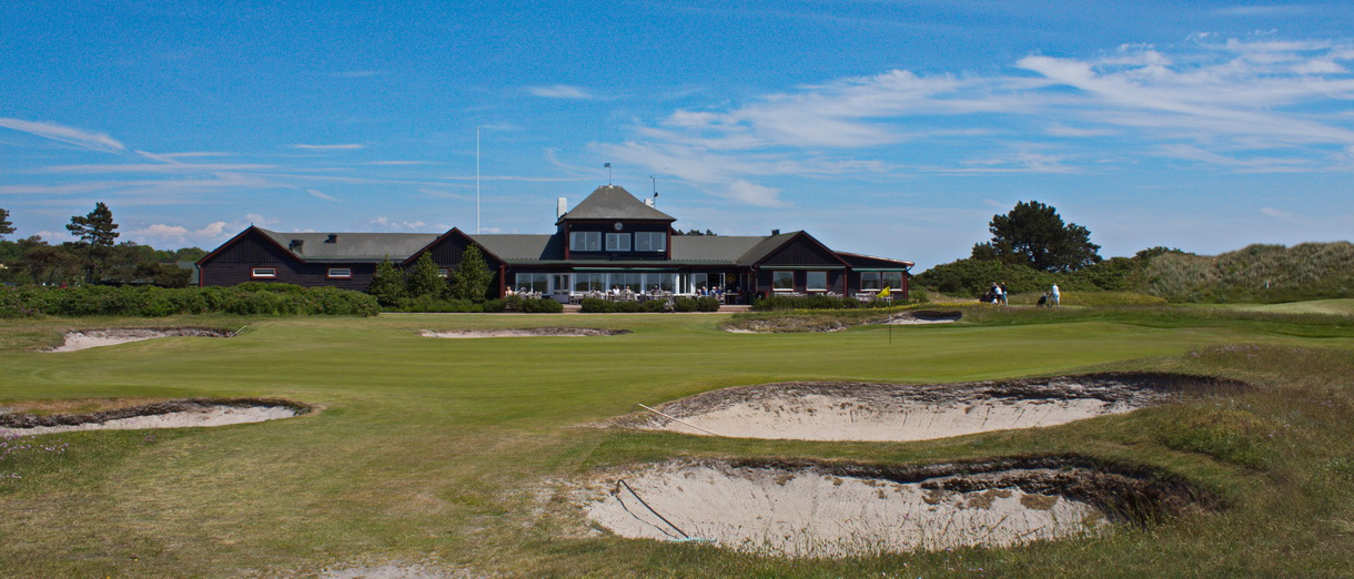 Golf i Skåne - Falsterbo Golfklubb Klubbhuset