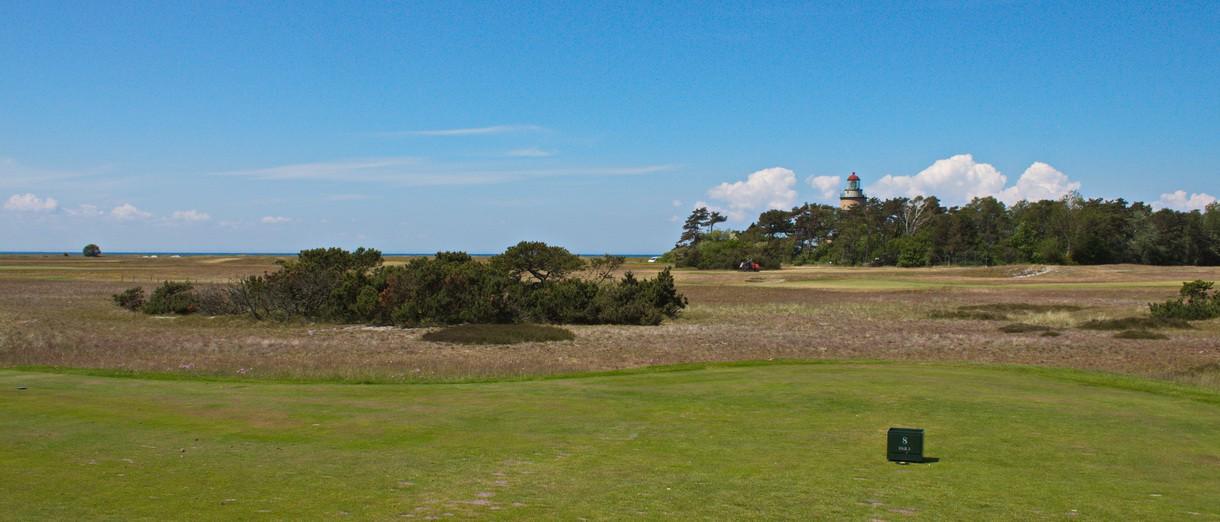 Golf i Skåne - Falsterbo Golfklubb bild från banan 2