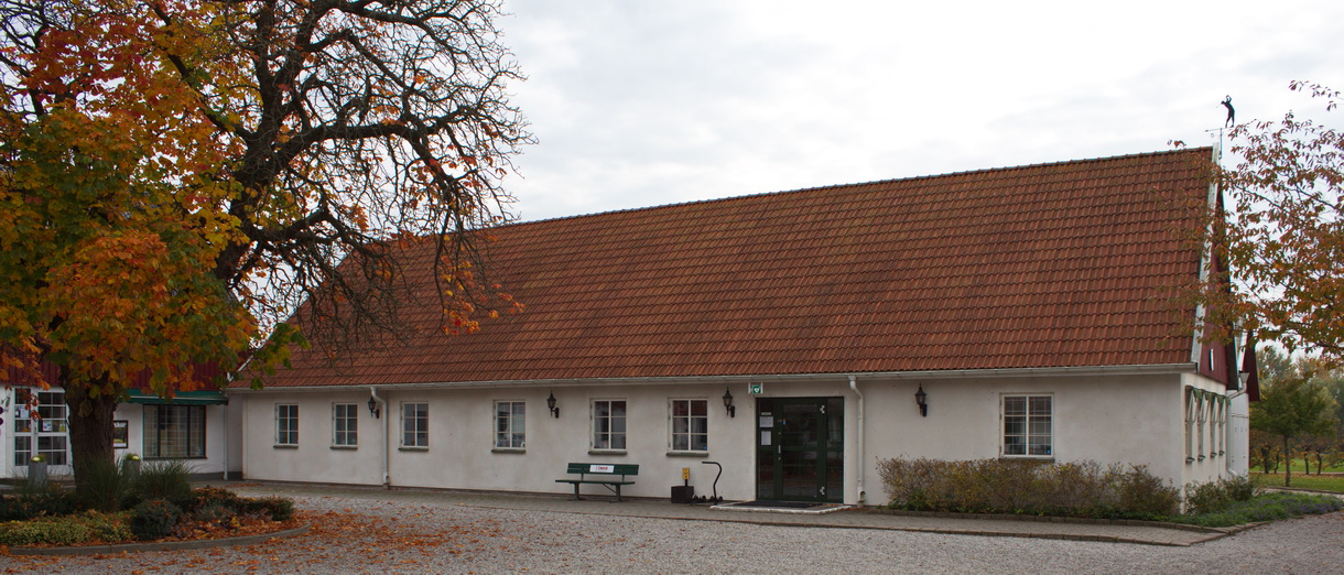 Golf i Skåne - Kävlinge Golfklubb - kansli