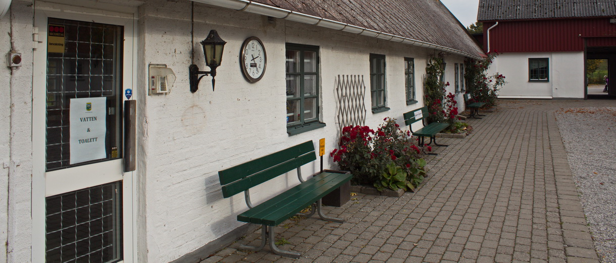 Golf i Skåne - Kävlinge Golfklubb - Omklädning