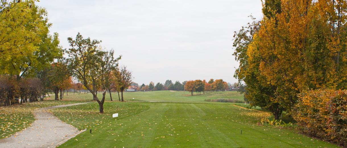 Golf i Skåne - Kävlinge Golfklubb bild från banan 2