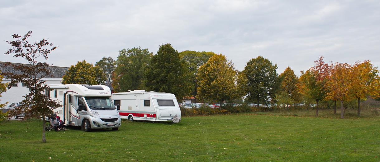 Golf i Skåne - Kävlinge Golfklubb - Plats för Husvagn och Husbil