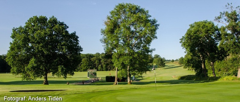 Golf i Skåne - Romeleåsens Golfklubb - bild från banan 2