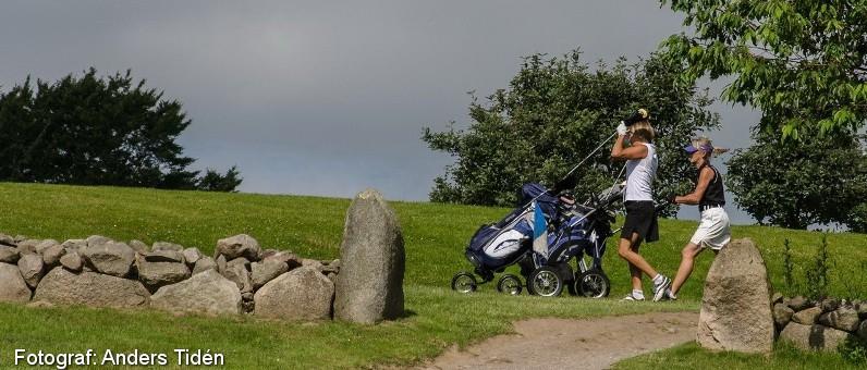 Golf i Skåne - Romeleåsens Golfklubb - bild från banan 7