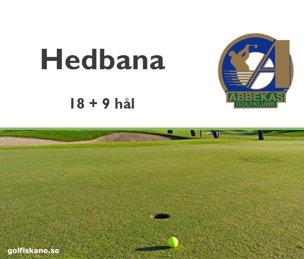 Golf i Skåne - gillar du att spela golf så gillar du Abbekås