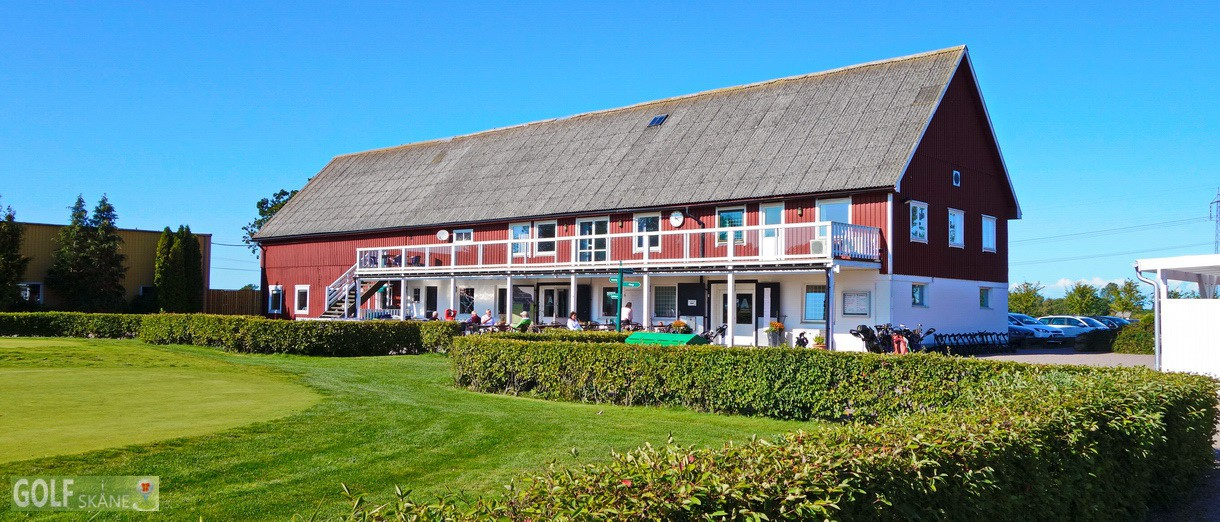 Golf i Skåne - Allerums Golfklubb - klubbhus och restaurang Adr. golfiskane.se