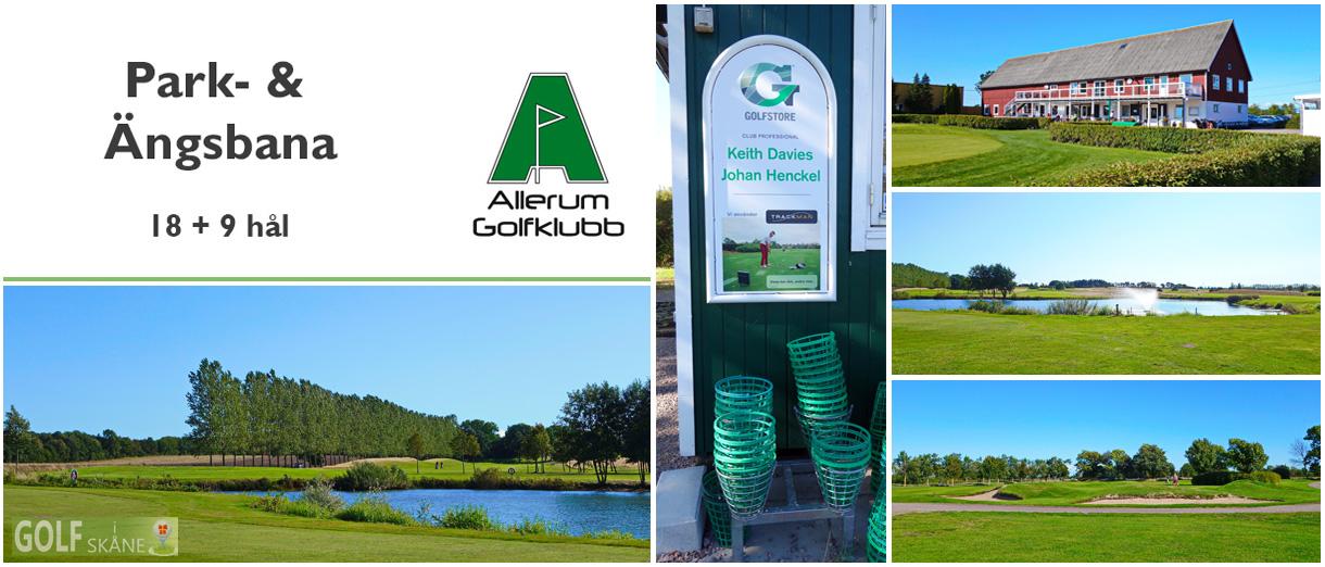 Golf i Skåne - Allerums Golfklubb Adr. golfiskane.se