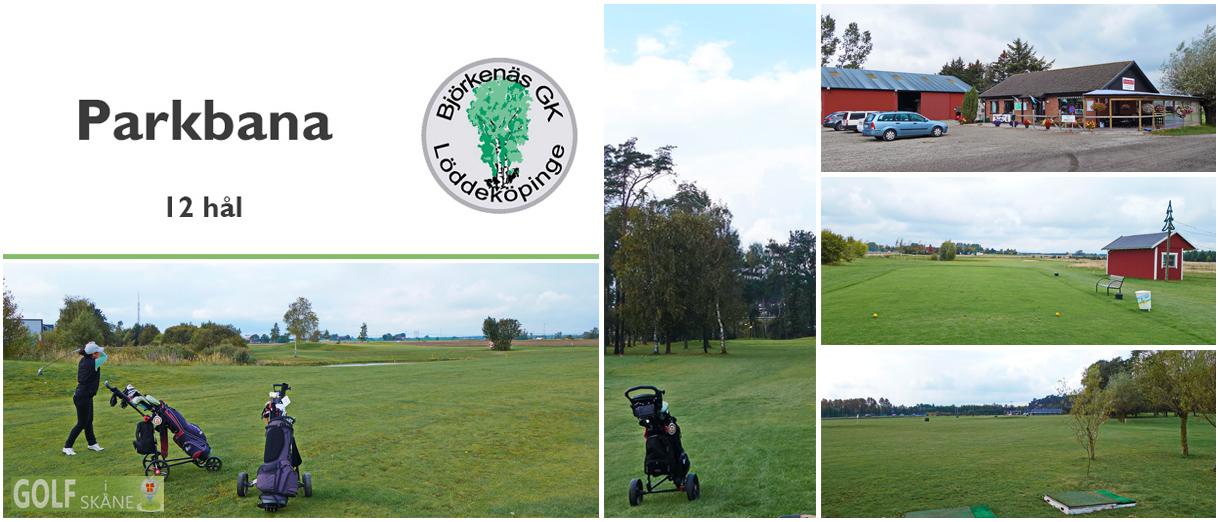 Golf i Skåne - Björkenäs Golfklubb Adr. golfiskane.se