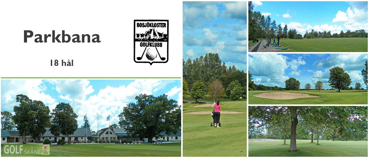Golf i Skåne - Bosjökloster Golfklubb Adr. golfiskane.se