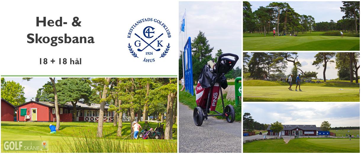 Golf i Skåne - Kristianstad Golfklubb Adr. golfiskane.se