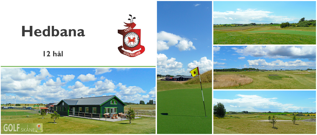 Golf i Skåne - Oxie Golfklubb Adr. golfiskane.se