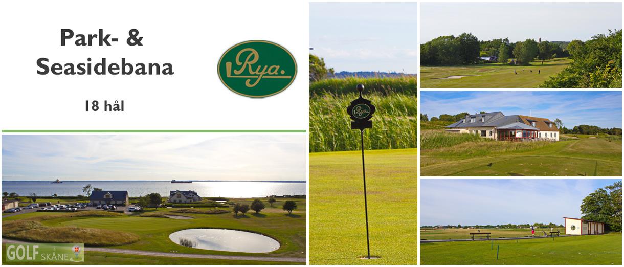 Golf i Skåne - Rya Golfklubb Adr. golfiskane.se