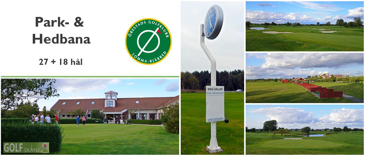 Golf i Skåne - Örestads Golfklubb Adr. golfiskane.se