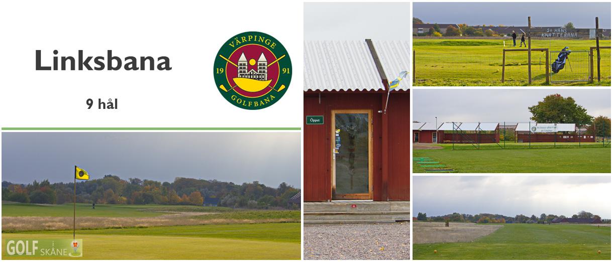 Golf i Skåne - Värpinge Golfklubb Adr. golfiskane.se