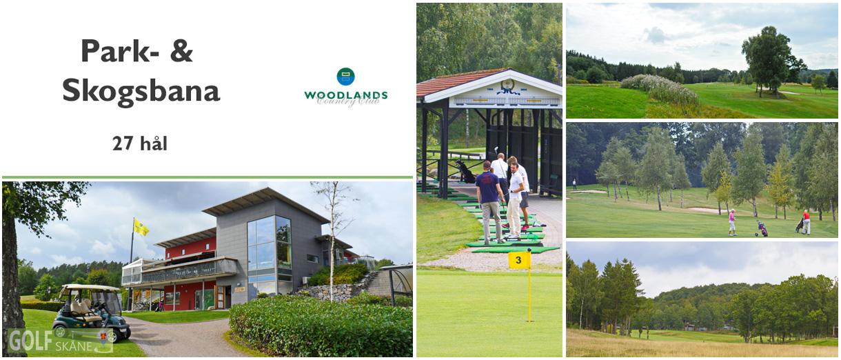 Golf i Skåne - Woodlands Golfklubb Adr. golfiskane.se