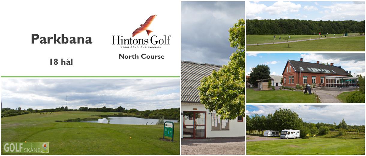 Golf i Skåne - Hintons Golf - North Course (Kvarnby) Adr. golfiskane.se