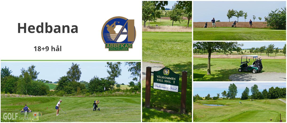 Golf i Skåne - Abbekås Golfklubb Adr. golfiskane.se