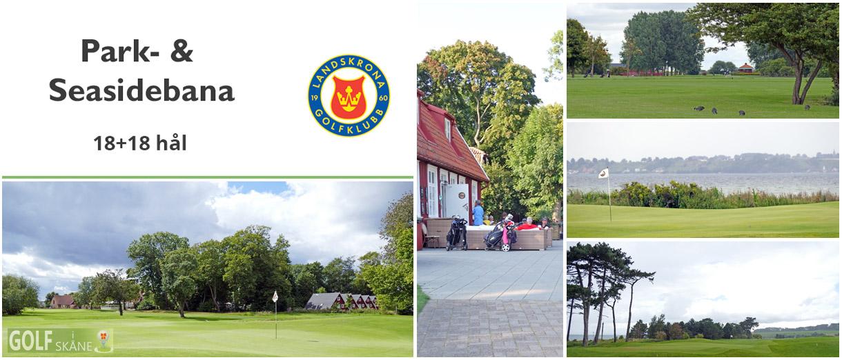 Golf i Skåne - Landskrona Golfklubb Adr. golfiskane.se