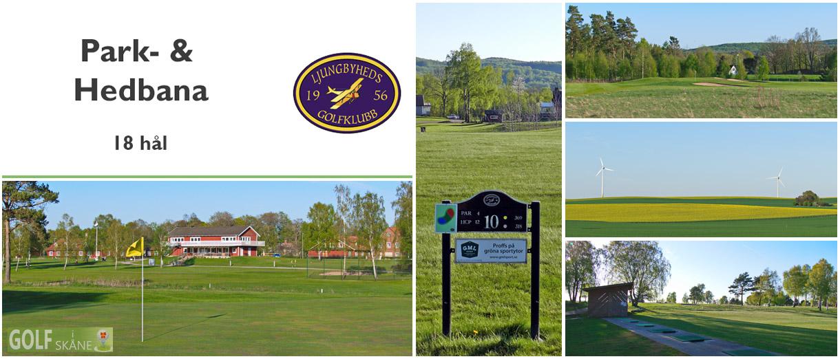 Golf i Skåne - Ljungbyheds Golfklubb Adr. golfiskane.se