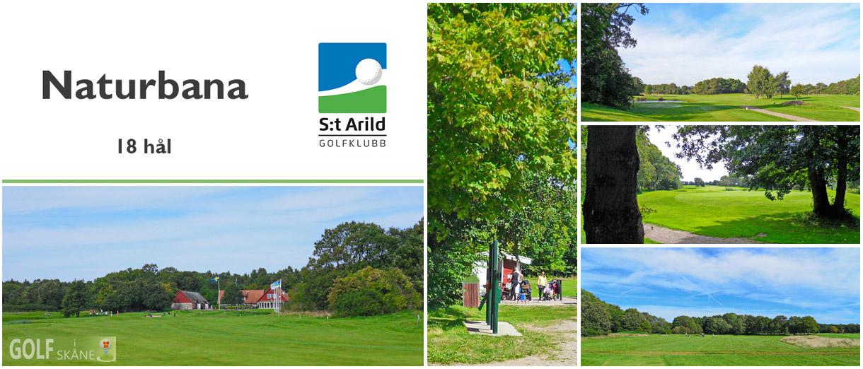 Golf i Skåne - Sankt Arild Golfklubb Adr. golfiskane.se
