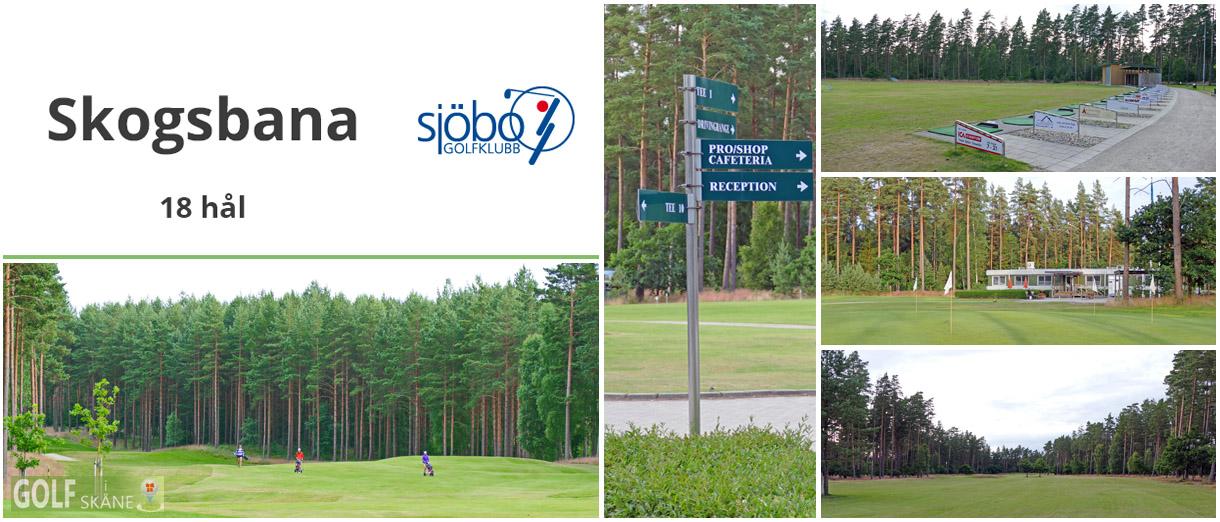 Golf i Skåne - Sjöbo Golfklubb Adr. golfiskane.se