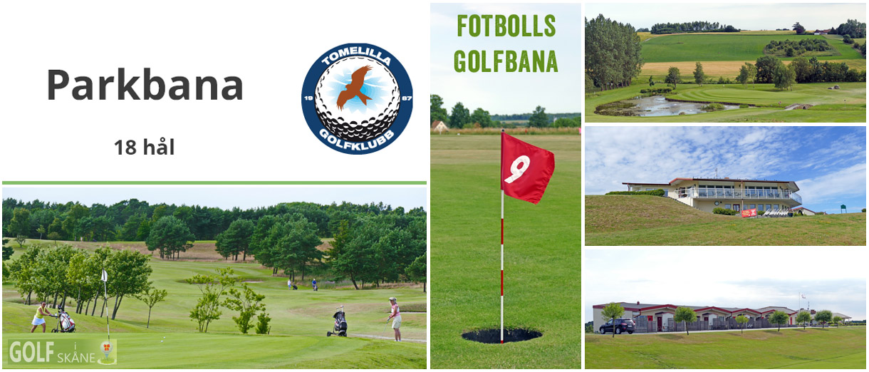 Golf i Skåne - Tomelilla Golfklubb Adr. golfiskane.se
