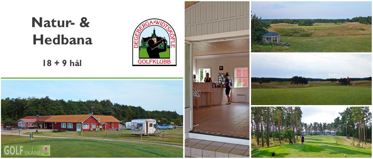 Golf i Skåne - Degeberga Golfklubb Adr. golfiskane.se