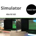 Golf i Skåne - Lödde Indoor Golf Läs mer på golfiskane.se
