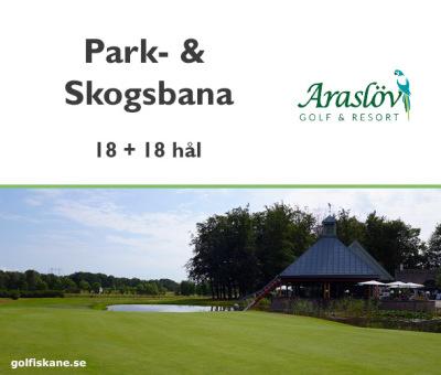 Golf i Skåne - Araslövs Golf & Resort - golfklubb Läs mer på golfiskane.se