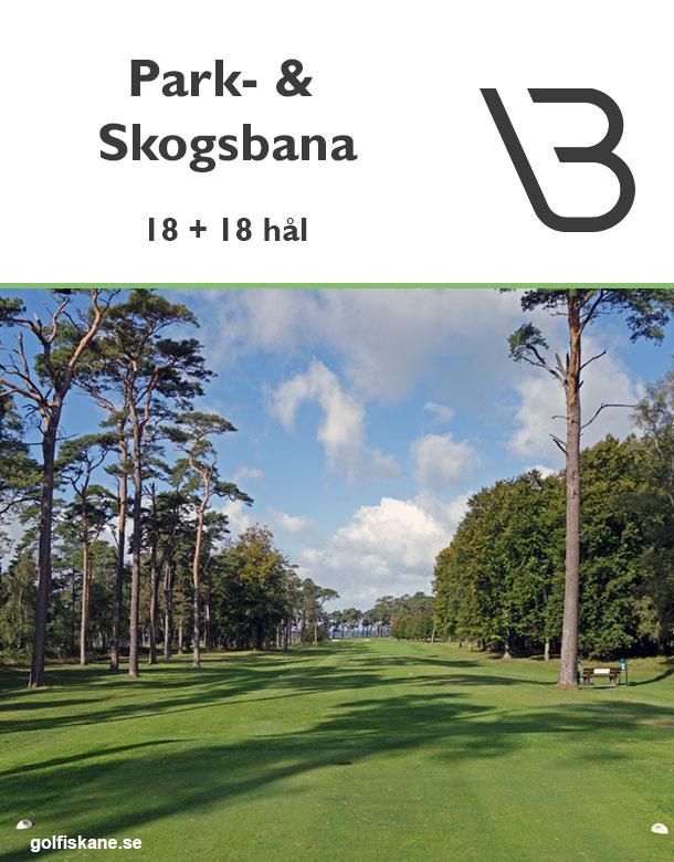 Golf i Skåne - Barsebäck Resort Park & Skogsbana 18 + 18 hål