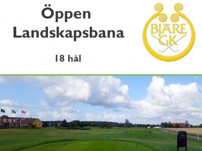 Golf i Skåne - Bjäre GK - golfklubb Läs mer på golfiskane.se