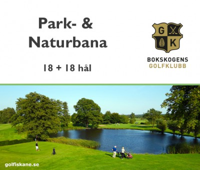 Golf i Skåne - Bokskogens GK Adr. golfiskane.se