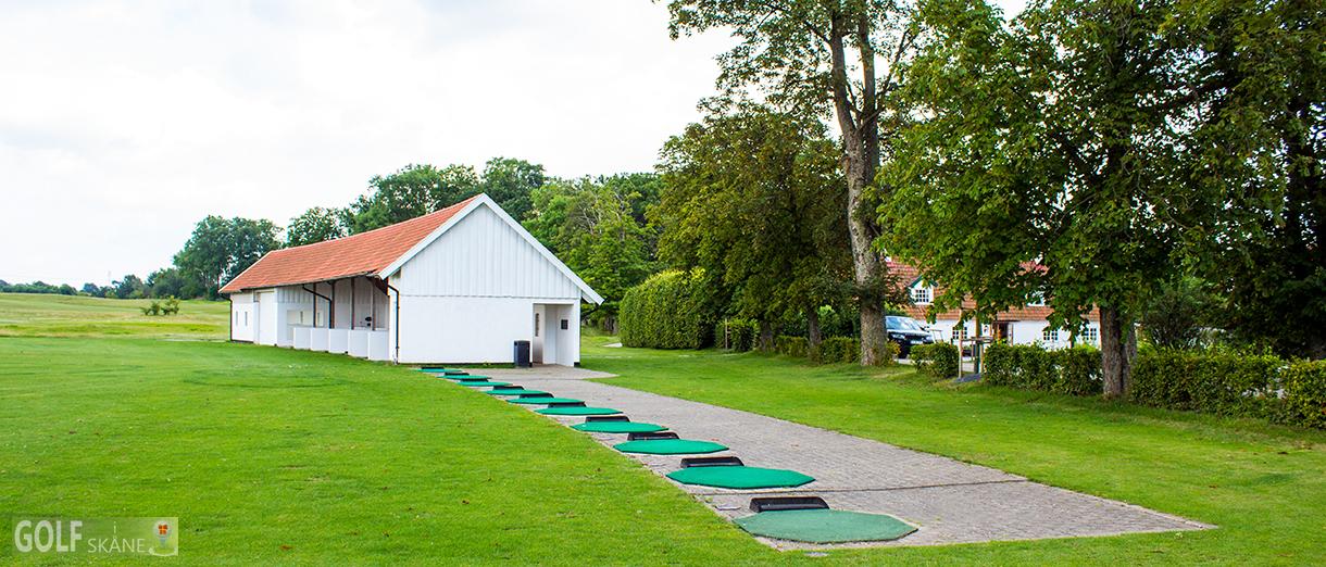 Golf i Skåne - Elisefarm GK - övningsområde Adr. golfiskane.se