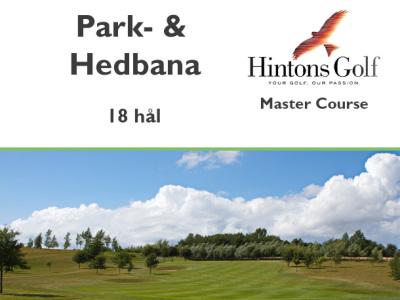Golf i Skåne - Hintons Golf - Master Course Läs mer på golfiskane.se