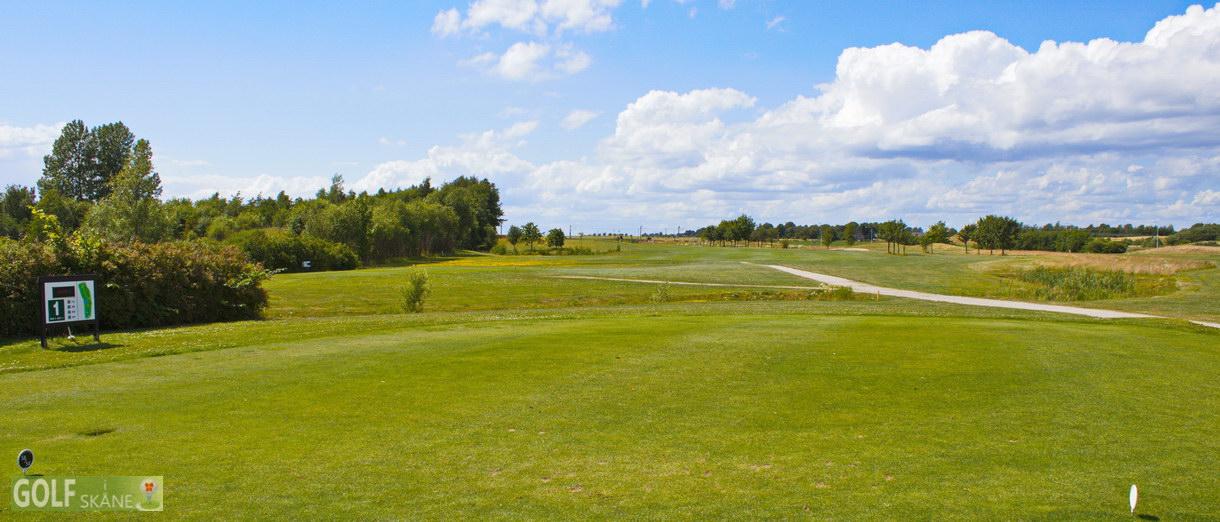 Golf i Skåne banbild- Hintons Golf West Course Adr. golfiskane.se